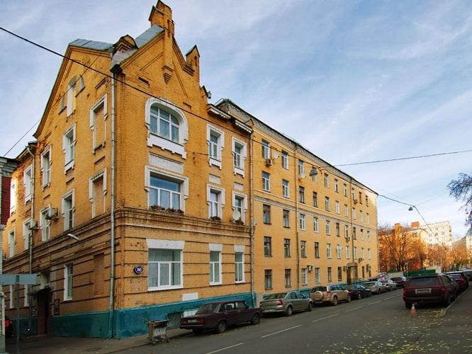 Снять место под офис Монетчиковский 1-й переулок аренда офисов на м ясенево