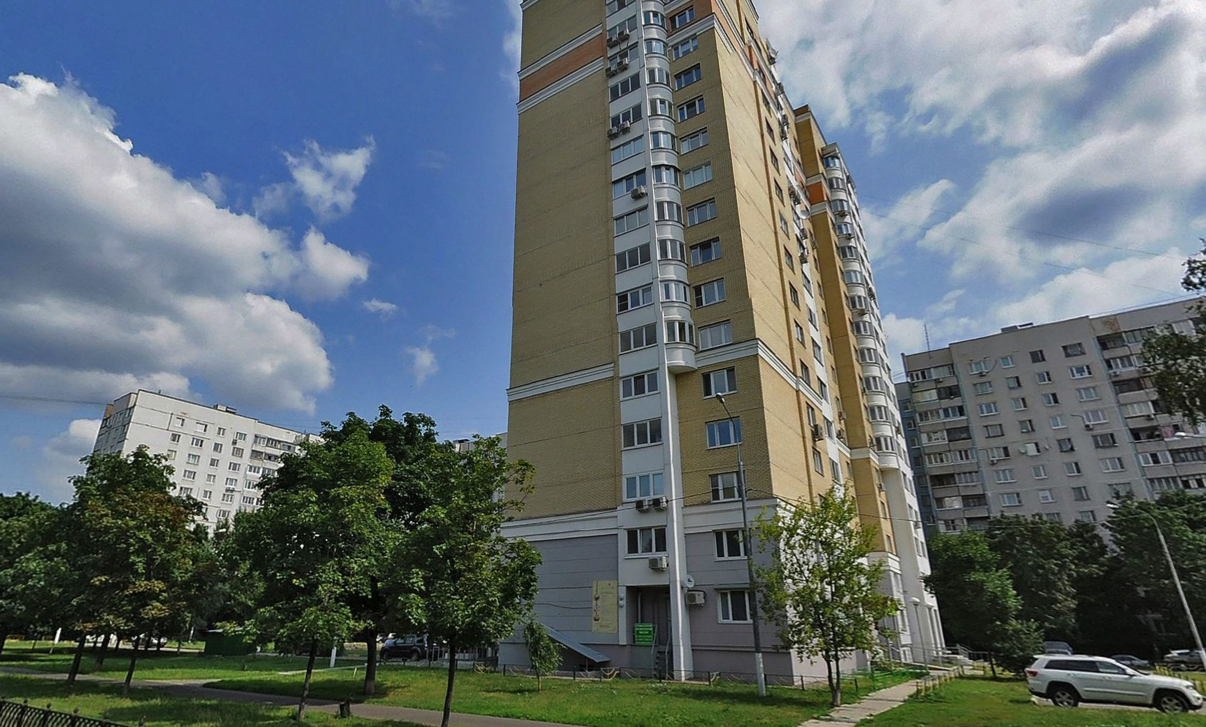 Помещение для фирмы Кленовый бульвар офисные помещения под ключ Молокова улица